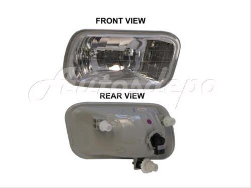 RAM 2500 3500 2010-2012 FOG LIGHT W//BULB RH For DODGE RAM 1500 2009-2012