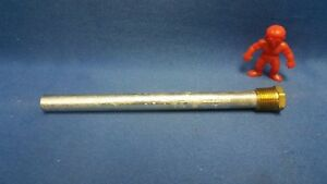 Lot Of 5x Mcmaster Carr 3606k3 Zinc Marine Anode Corrosion