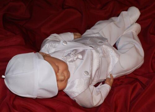 Nr.027D-A1 Kinderanzug Taufanzug Festanzug Babyanzug Anzug Taufgewand Neu