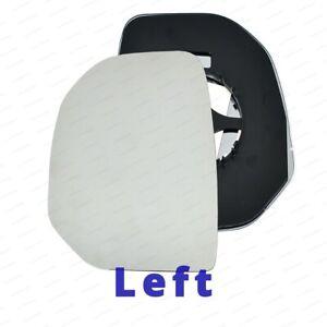 Lado izquierdo passegner ala puerta Clip de cristal de espejo convexo