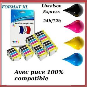 Cartouche-d-039-encre-compatible-Epson-pour-les-imprimantes-SX205-SX210-SX215-SX218