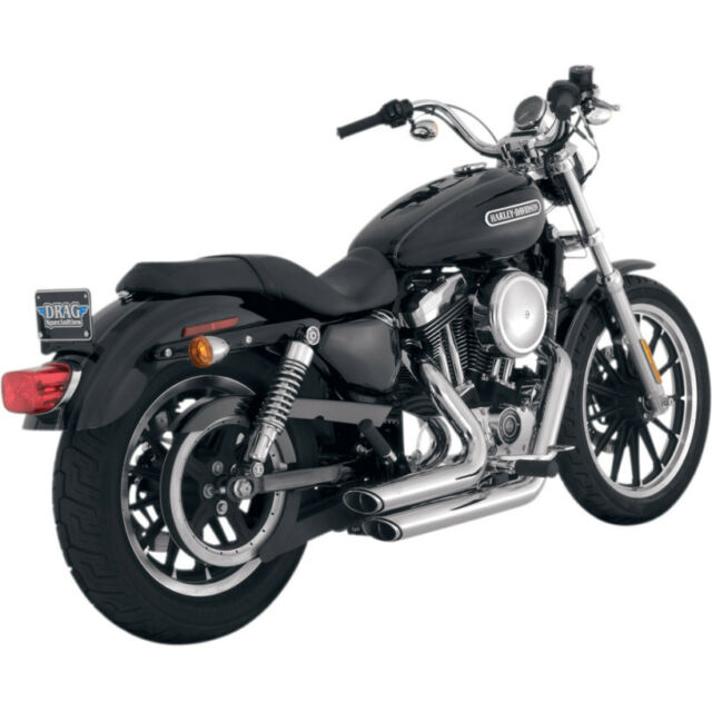 Escape Para Harley-Davidson Sportster '04-'13 Vance Hines Shortshots Staggered