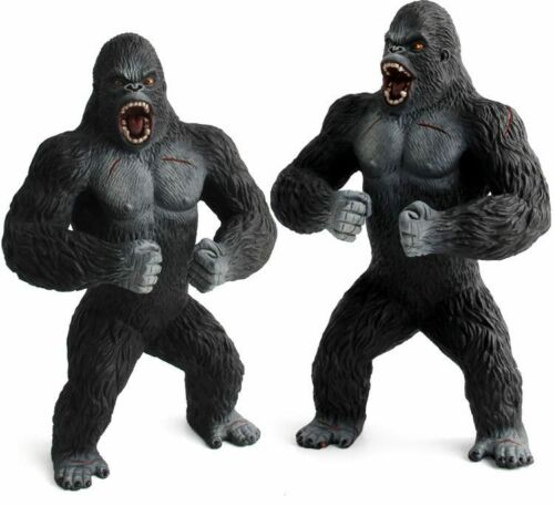 "7.2/"" King Kong Skull Island Action Gorilla PVC Figure House Decor Collection"