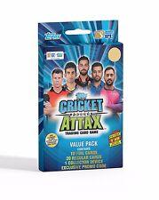 Topps Cricket Attax IPL CA 2017 Value Pack, Multi Color