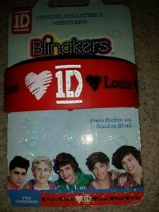 One-Direction-Blingkers-1D-Light-up-Bracelet-with-LOUIS-Niall-ZAYN-Harry-LIAM