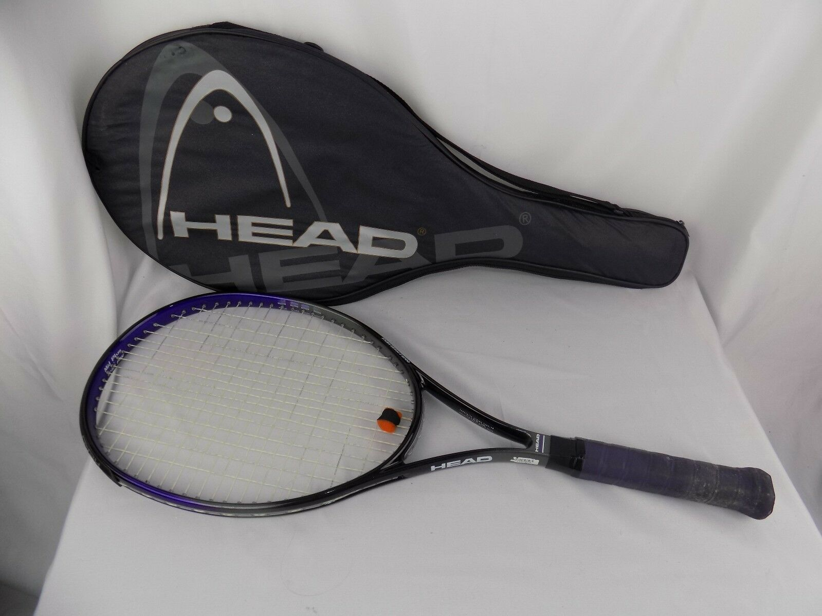 Head Lite 240 Mid Plus Integrated Damping System Tennis Racquet & Cover