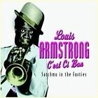 C'est Si Bon: Satchmo in the Forties [Box] [Box] by Louis Armstrong (CD, Jul-2001, 4 Discs, Proper Box (UK))