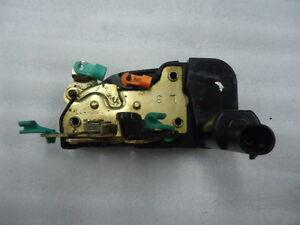 93 98 Jeep Grand Cherokee Door Latch Lock Actuator Lf Drivers Front Ebay