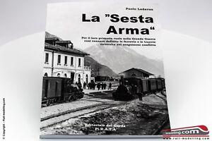 """Libro - La """"sesta Arma"""" Di Paolo Ladavas"""