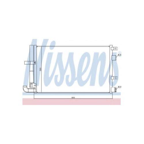 940346 Genuine Nissens A//C Air Con Condenser