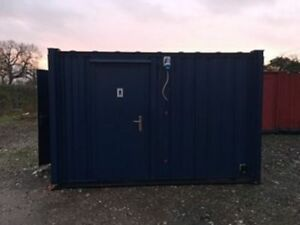 12ft x 8ft Anti Vandal Toilet block container secure mens and ladies - Rochdale, United Kingdom - 12ft x 8ft Anti Vandal Toilet block container secure mens and ladies - Rochdale, United Kingdom