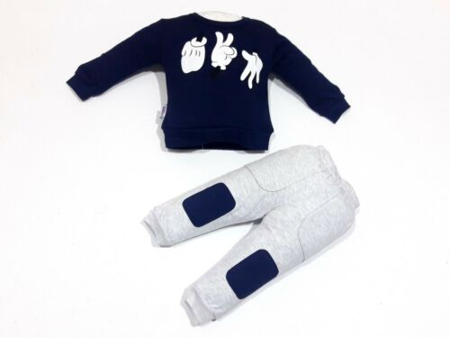 StrampelhoseGr; 80 ; 92 ; 98 Oberteil ♥ Neu ♥ Babykleidung 2-teilig|