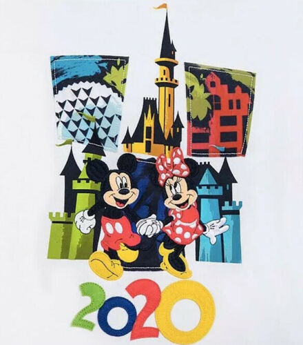 Disney Parks 2020 Mickey Mouse /& Friends Zip-Up Hoodie Jacket Womens S M L XL 1X