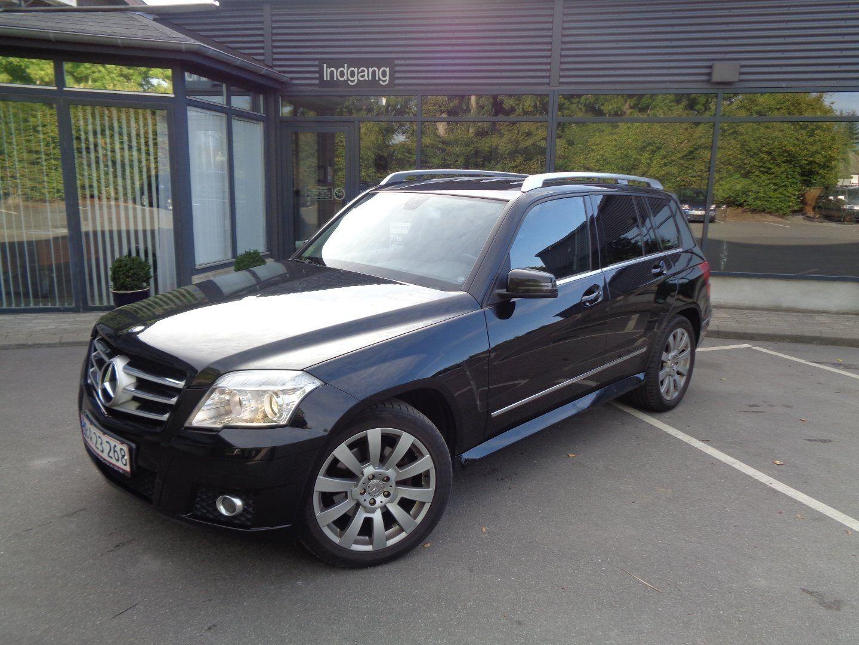 Mercedes GLK320 3,0 CDi aut. 4-M 5d