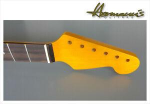 Stratocaster-Canadian-Maple-Neck-Pau-Ferro-Fretboard-Vintage-Tint-Satin-Finish