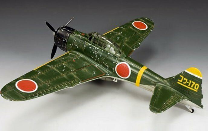 The The The Land-Based ZERO JN016 King & Country - Retired WWII Pearl Harbor Airplane cbbc9e