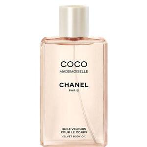 Chanel-Coco-Mademoiselle-6-8-oz-200-ml-Velvet-Body-Oil-Spray-NEW-SEALED