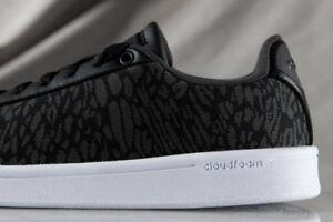 Details zu Adidas Damen Schuhe Moderne Freizeit Mode Stil Cloudfoam Advantage Clean BB9606