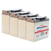 Exide Netups Se 3000 (se3000) - Brand Compatible Replacement Battery Kit