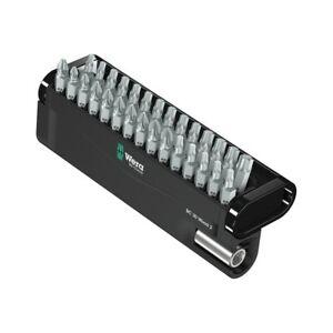 Wera-Bitsortiment-Bit-Check-30-Wood-2-Bitsatz-Halter-Universalhalter-05057432001