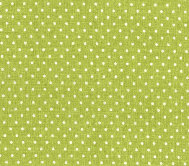 1 Yd Gray Polka Dot Quilt Craft Fabric Grumpy Cat