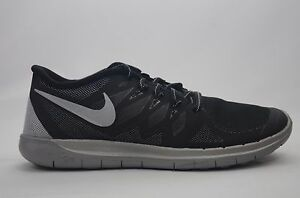 Details about Nike Free 5.0 Flash (GS) BlackSilver Youth Size 5.5 7 New in Box 685711 001