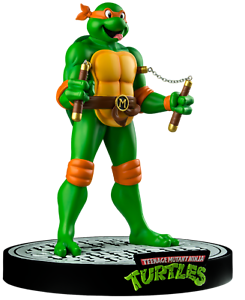 Ikon Collectibles Teenage Mutant Ninja Turtles Tmnt Michelangelo