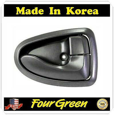 NEW Inside Left Side Silver Door Handle Fit Hyundai Accent 2000-2006 82610-25000