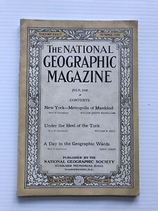 National-Geographic-Magazine-July-1918-Under-The-Heel-Of-The-Turk