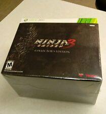 Ninja Gaiden 3 Collector's Edition (Microsoft Xbox 360) - Brand New | Sealed!
