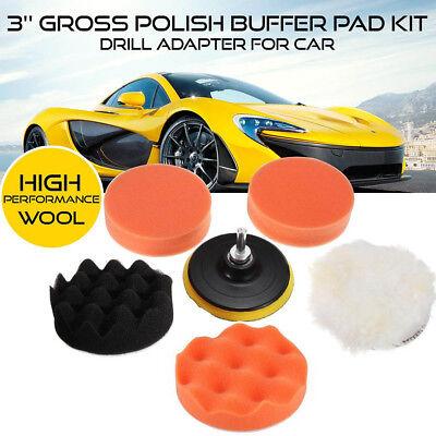 Buffing Polishing Buffing Waxing Car Polishing Wheel Tool Gross Auto Adapter
