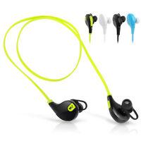 Wireless Bluetooth Headset Sport Stereo Earphone Headphone for LG iPhone Samsung