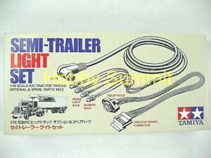 Tamiya-1-14-SEMI-TRAILER-LIGHT-Tractor-Truck-MFC-01-MFC-03-Flatbed-Reefer-56502