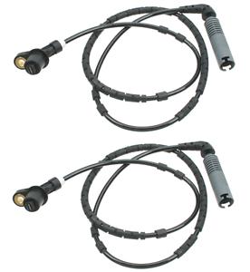 For BMW E46 1999-2002 323Ci 323i 325Ci 325i 328i M3 ABS Sensor Rear Right+Left