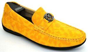 Men's Casual Shoes Moc Toe Bit Slip On