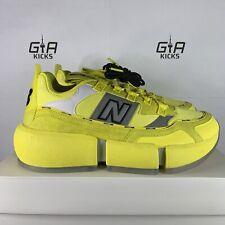Jaden Smith x New Balance Vision Racer Surplus Yellow Size 8 MSVRCJSB