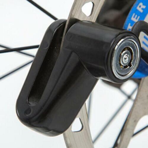 1PC Bike Padlock Security Lock Electric Vehicles Frame Motorcycle Lockstitch SM