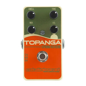 Catalinbread-Topanga-Spring-Reverb-Guitar-Effects-FX-Stompbox-Stage-Studio-Pedal