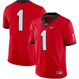 Details about Nike Georgia Bulldogs Sony Michel #1 Football Jersey Small NWT UGA Jersey NEW