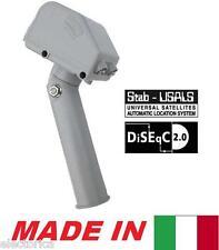 STAB HH-90 SATELLITE DISH MOTOR FTA ROTOR HH90 DISEqC ITALIAN MOTORIZED ROTOR