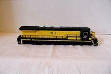 USED Bachmann Spectrum C&NW 8514 GE DASH 8-40CW Wide Cab Locomotive NO. 86016