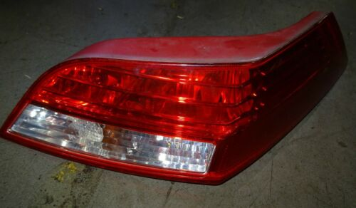 ford focus cc convertible o//s lower rear boot light driver side lamp 2005-10