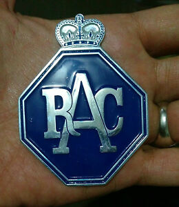 Automobile Association Badges