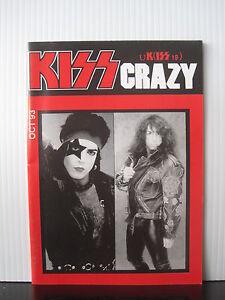 KISS-Crazy-UK-Issue-19-October-1993-Fanzine-Fan-Club-Magazine-FREE-UK-POST