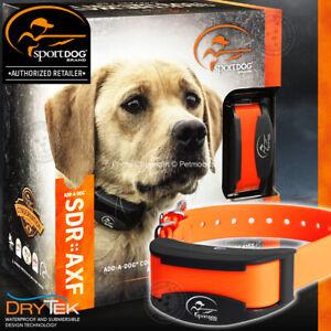 SportDOG-SDR-AXF-Training-Collar-ADD-A-DOG-for-SD-425X-SD-575E-SD-825X-SD-875E