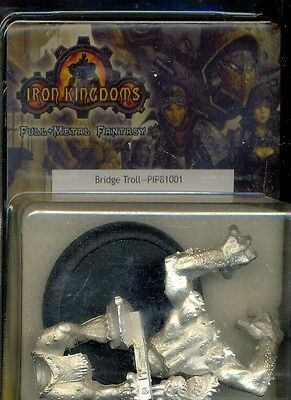 Privateer Press Iron Kingdoms Pip 81001 Bridge Troll