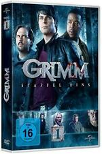 GRIMM DIE KOMPLETTE DVD STAFFEL / SEASON 1 DEUTSCH