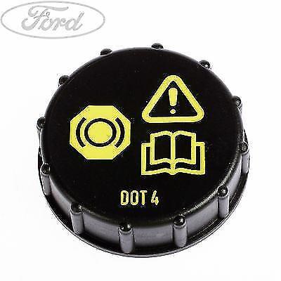 Genuine Ford Brake Master Cylinder Reservoir Filler Cap 1831528