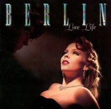 Love Life by Berlin (Group) (CD, Mar-1996, Geffen)