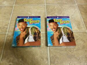 The-Fresh-Prince-Of-Bel-Air-The-Complete-Second-Season-DVD-Used